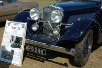 Talbot 105 from Heritage Day 2012