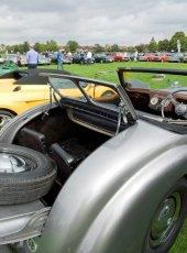 20 - Classic Cars on display