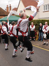 The Pilgrim Morris Men