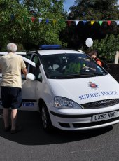 15 - Surrey Police supporting Heritage Day