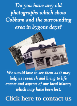 Cobham Heritage Needs Your Photos