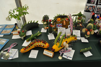 Veggie Monsters from the 2012 show