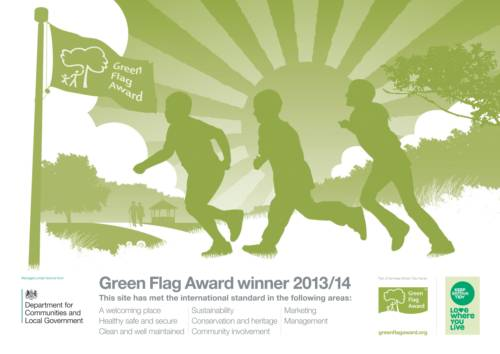 Riverhill Greenflag Award