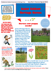 Junior Newsletter Iss 12
