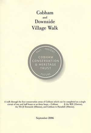 Cobham and Downside Village Walk